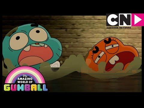 Gumball Türkçe | Darwin'in Sırrı Ne? | çizgi film | Cartoon Network