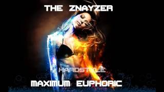 Hardstyle Mix October 2015 The Znayzer - Maximum Euphoric