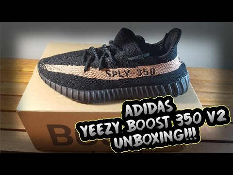 Adidas Yeezy Boost 350 V2 Copper Unboxing and On Foot!