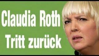 Claudi Roth: Tritt zurück - für Deutschland