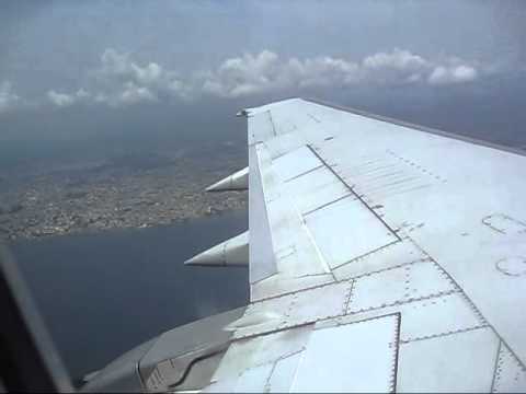 Gabon From The Air.wmv
