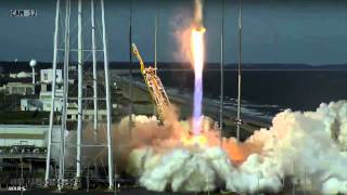 Highlights of Antares A-ONE Launch
