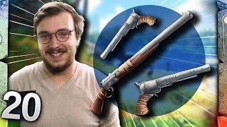 ARK: Survival Evolved Ragnarok - WE GOT GUNS!