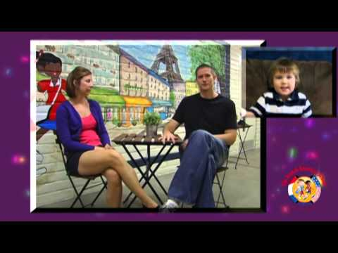 Michael and Vanessea give a testimonial for The French American School of Arizona