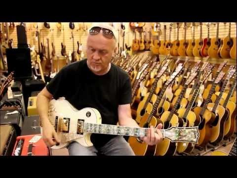 Gibson Les Paul Custom Shop Venice Scene at Norman's Rare Guitars