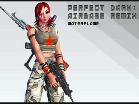 Waterflame  Perfect dark airbase remix