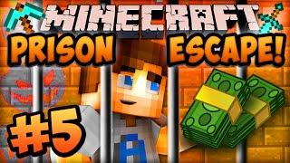 """Minecraft PRISON ESCAPE V2 - Episode #5 w/ Ali-A! - """"MONEY MAKING!"""""""