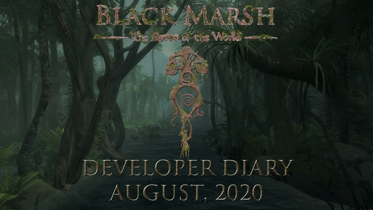Black Marsh First Look & Developer Diary, August 2020