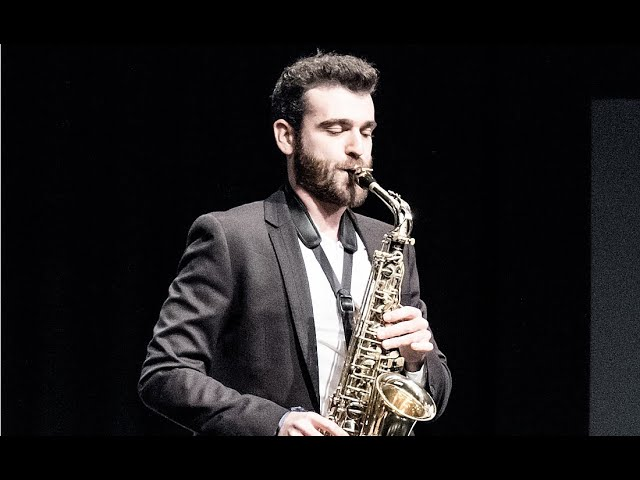 JAVIER CAMARA - FINAL ROUND - V ANDORRA INTERNATIONAL SAXOPHONE COMPETITION 2018