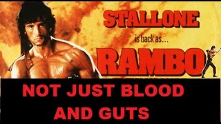 Rambo : Not Just Blood and Guts | 2016 | Sylvester Stallone