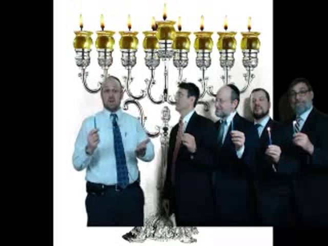 Chanukah 2015 - 5th day