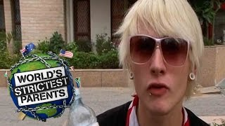 Teens Hide Alcohol In Waterbottles | Supernanny