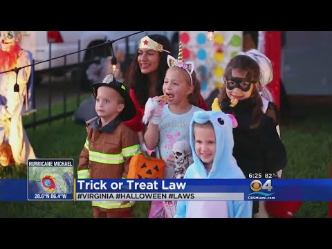Brady - Some Towns Are Cancelling Trick-or-Treating If You Are a Teen