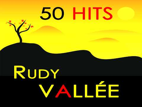 Rudy Vallee - As Time Goes By