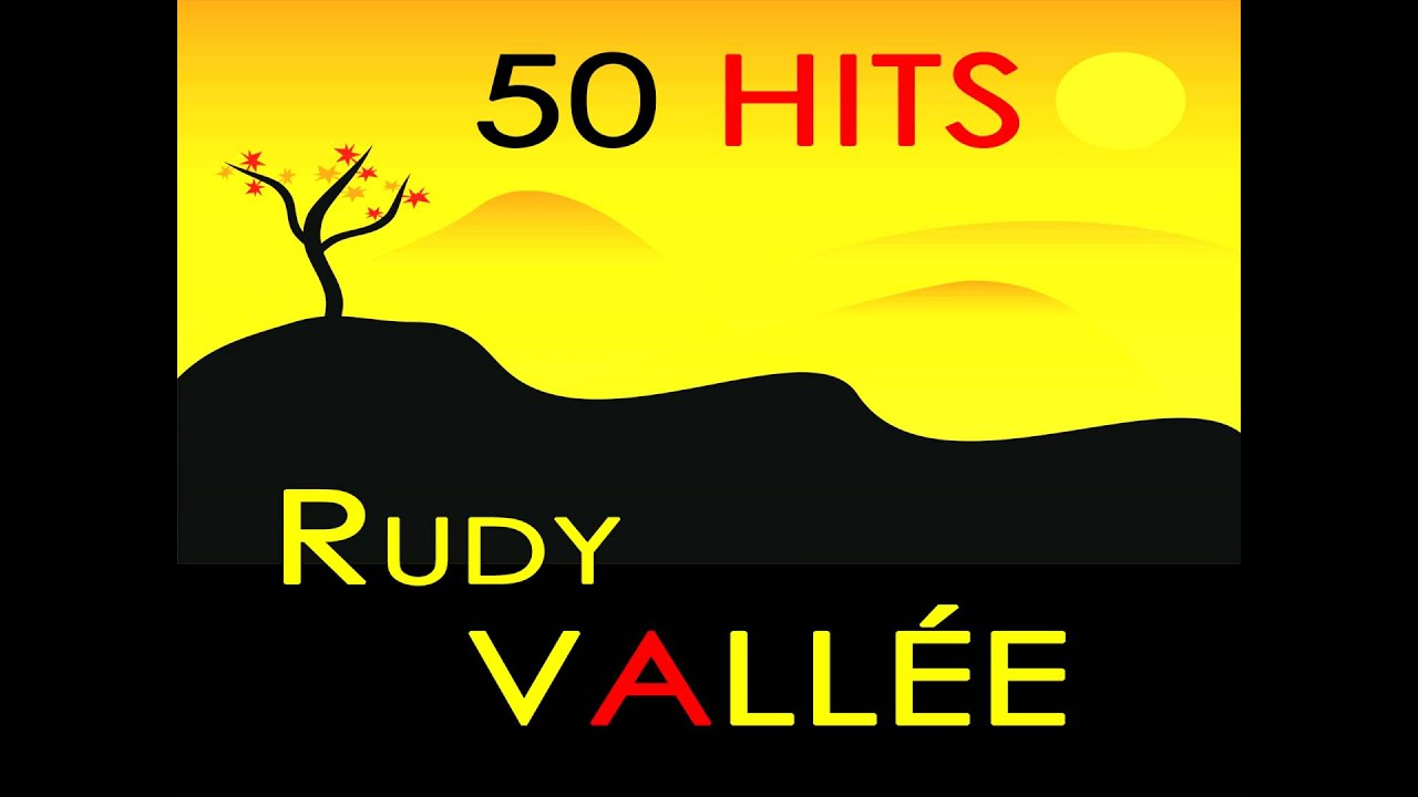 Rudy Vallee As Time Goes By Youtube
