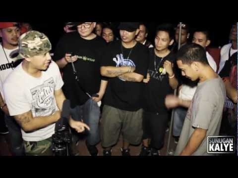 SUNUGAN KALYE-  DAMSA vs PAPEW - Tanza Cavite