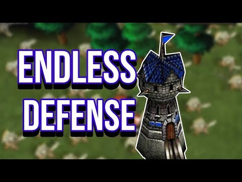 Human Fortresses - Endless Defense Starcraft 2 Mod