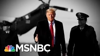 Three Years Into Office, Where Is Trump's Domestic Policy Agenda? | The 11th Hour | MSNBC