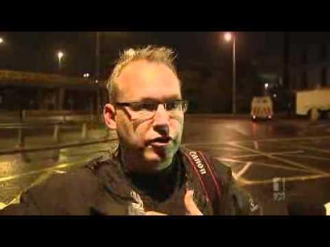 Ulster Volunteer Force blamed for Belfast violence