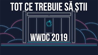 Totul despre Mac Pro, iOS 13, Watch OS 6, iPad OS, Mac OS - WWDC 2019
