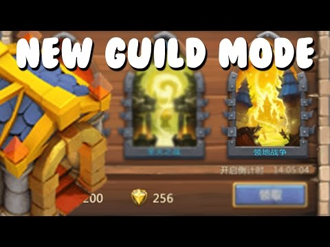Castle Clash Fortress Feud! (New Game Mode)