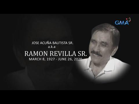 24 Oras: Ramon Revilla Sr., nagkamit ng iba't ibang parangal bilang aktor at producer