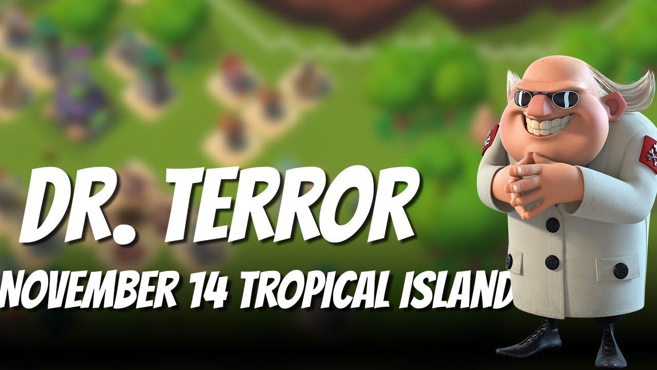Boom Beach Dr Terror