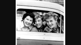The Andrews Sisters - I Don