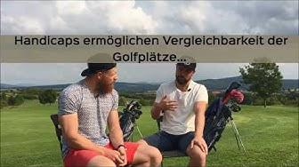 [Das Golf 1x1]: Handicap, Vorgabe, Course Rating: Was meinen Golfer damit?
