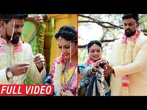 Prarthana Behere Wedding | FULL VIDEO | Prarthana Behere & Abhishek Jawkar EXCLUSIVE Marriage Video