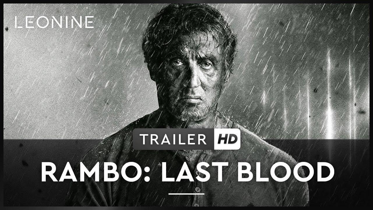 Download Rambo: Last Blood - Trailer (deutsch/ german; FSK 12)