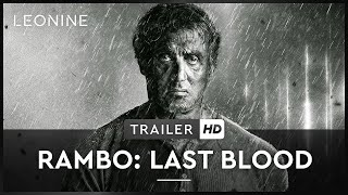 Rambo: Last Blood - Trailer (deutsch/ german; FSK 12)