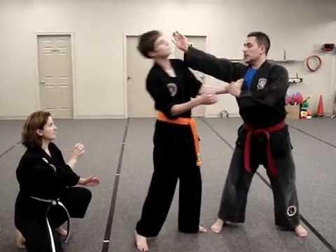 Pressure Point Knockout (Joel 1)