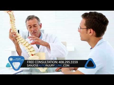 San Jose Chiropractor | Low Back Pain after Auto Injury