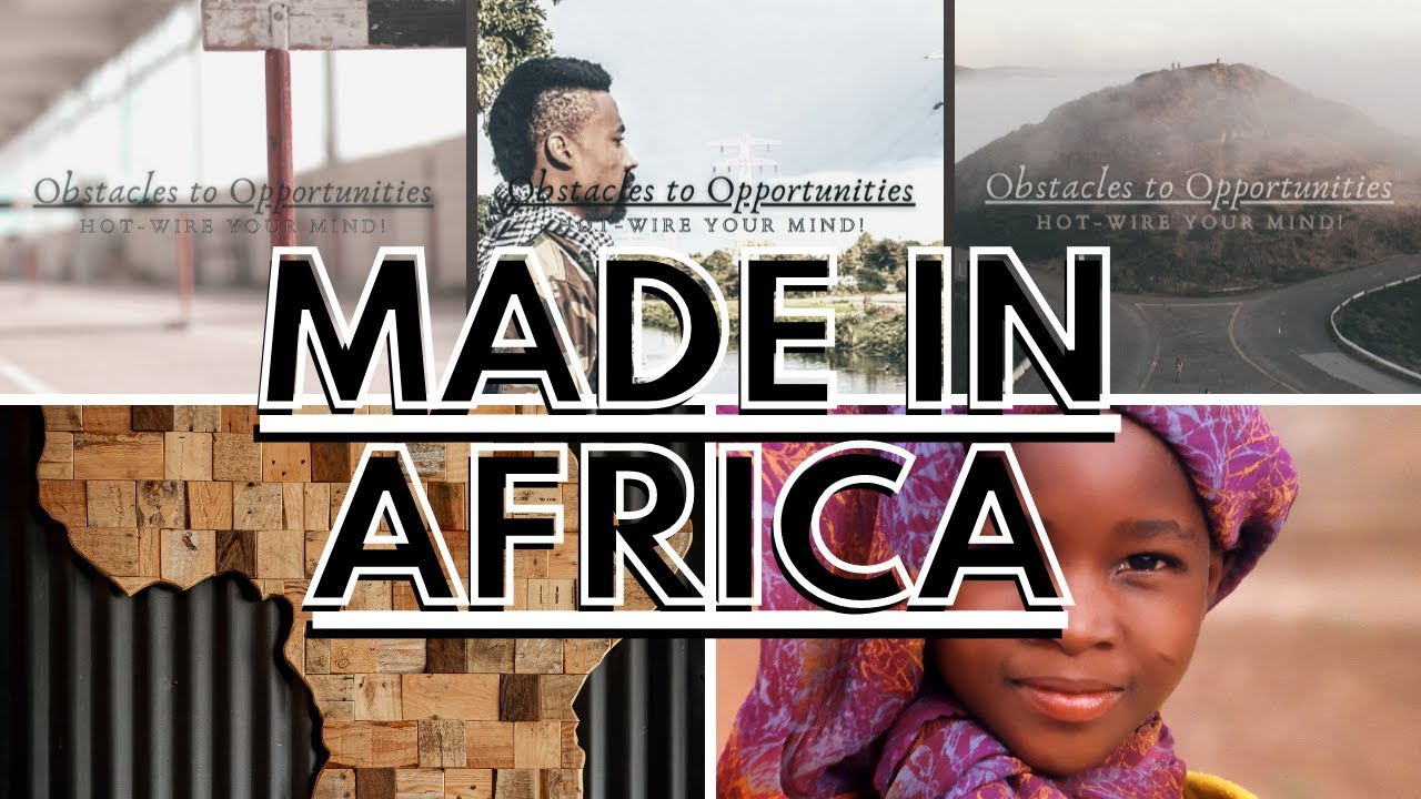 Made in Africa & Boteco (Bar)  /// The Expanding Journey /// Ep 004