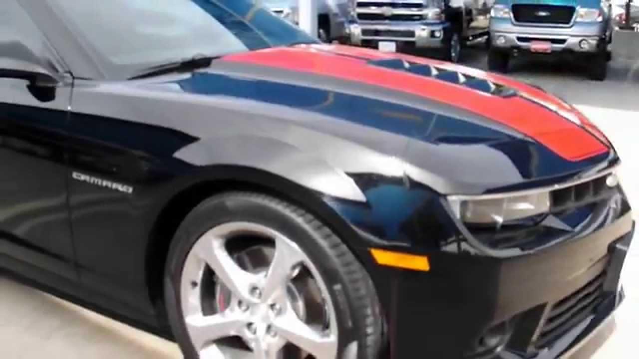 Worksheet. 2014 Camaro SS Black with Orange Stripes For Sale Texas  YouTube