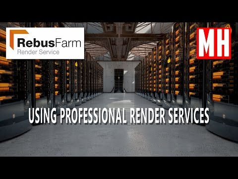 Are Professional Render Services just for big animation studios ?