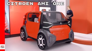 Citroen Ami One Concept