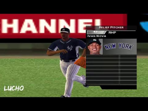 MVP Baseball 2018 | New York Mets Vs New York Yankees