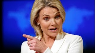 WATCH: US State Department VITAL Press Briefing with Heather Nauert 2017 Video