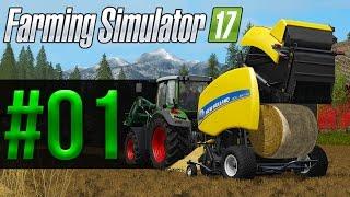 Farming Simulator 17 | Carrière Suivie | Episode 1 | Une intro rôleplay ?