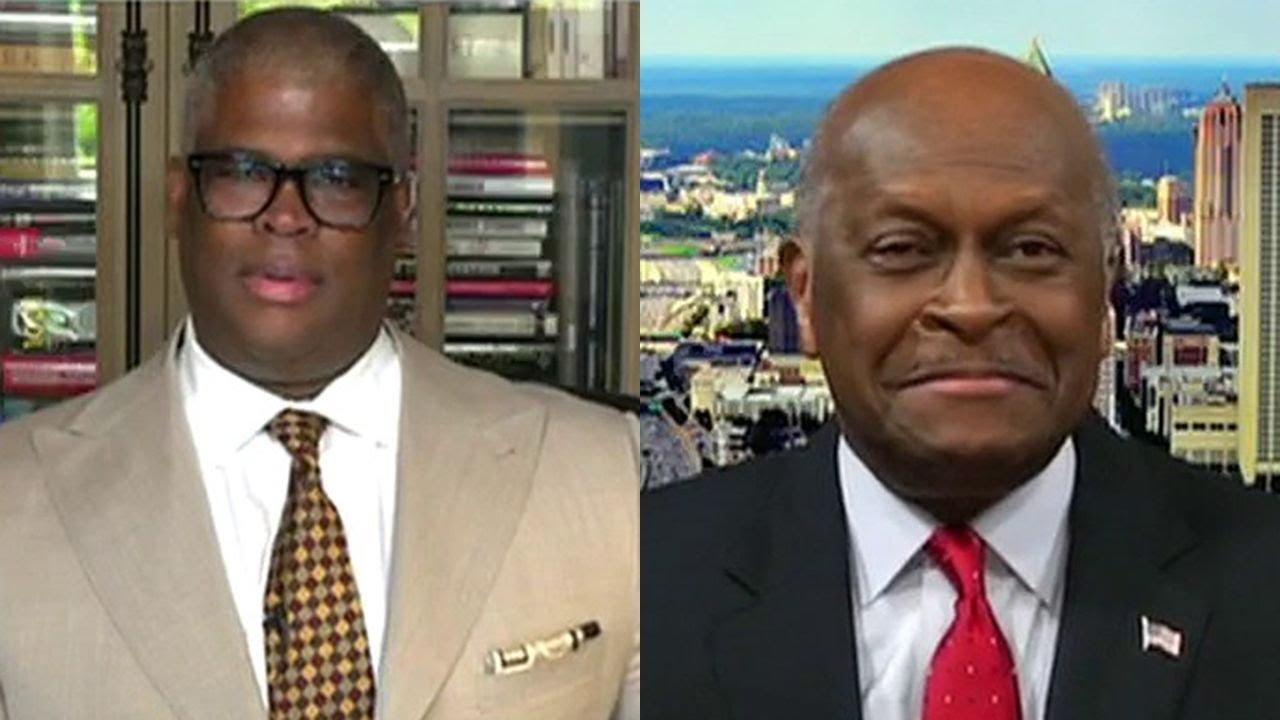 Herman Cain, An American patriot & inspiration: Charles Payne