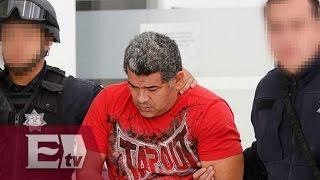 Víctor Aguirre Garzón, 'El Gordo', rinde declaración / Excélsior informa