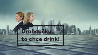Drahoušku, to chce drink! - videopozvánka