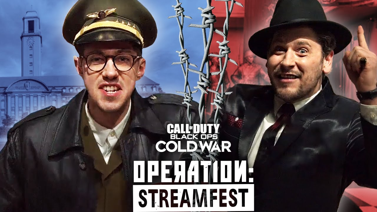 Operation Streamfest: Spandau gegen den Osten | Call of Duty: Black Ops Cold War