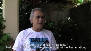 Iwan Fals Menolak Reklamasi Teluk Benoa, Bali