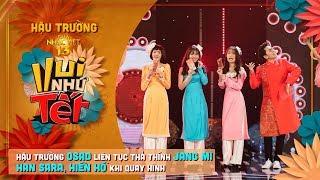 Osad liên tục thả thính Han Sara, Jang Mi, Hiền Hồ khi quay hình | Gala Nhạc Việt 13 (Official)