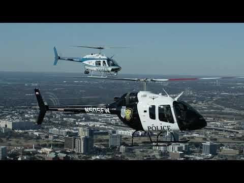Bell Delivers Bell 505 to Fort Worth Police Department