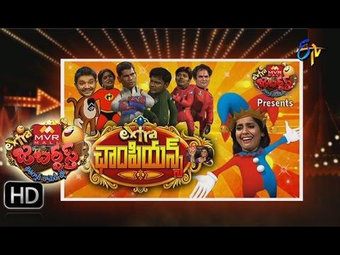 Extra Jabardasth - 11th March 2016- ఎక్స్ ట్రా జబర్దస్త్ – Full Episode