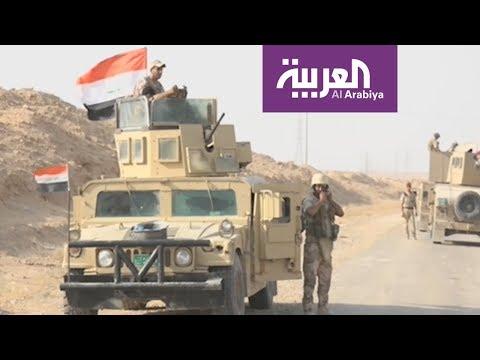 المعركة الأخيرة على داعش في راوة و القائم
